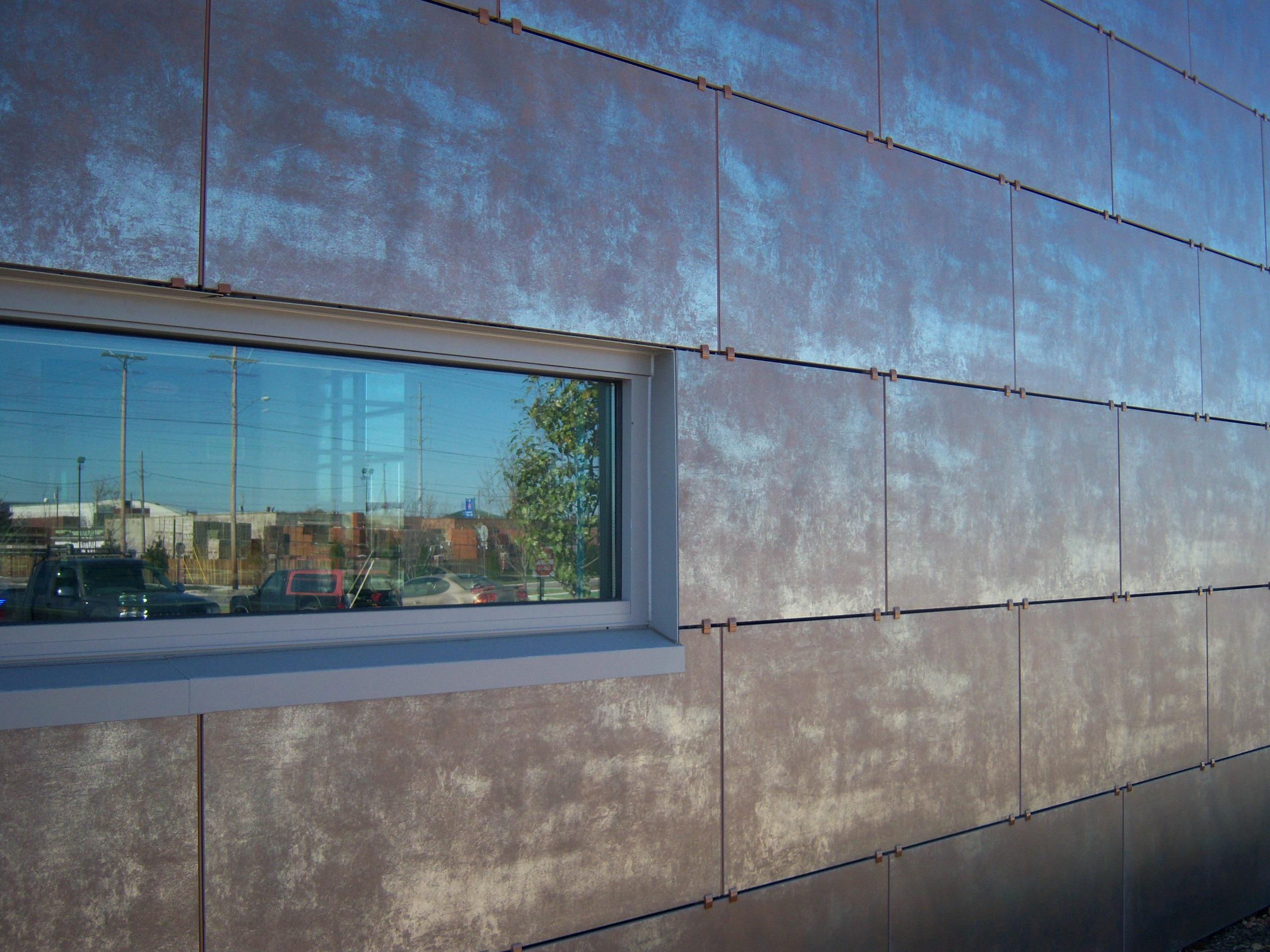 Cladding Corp - Transpo Center - South Bend - Ceramic5