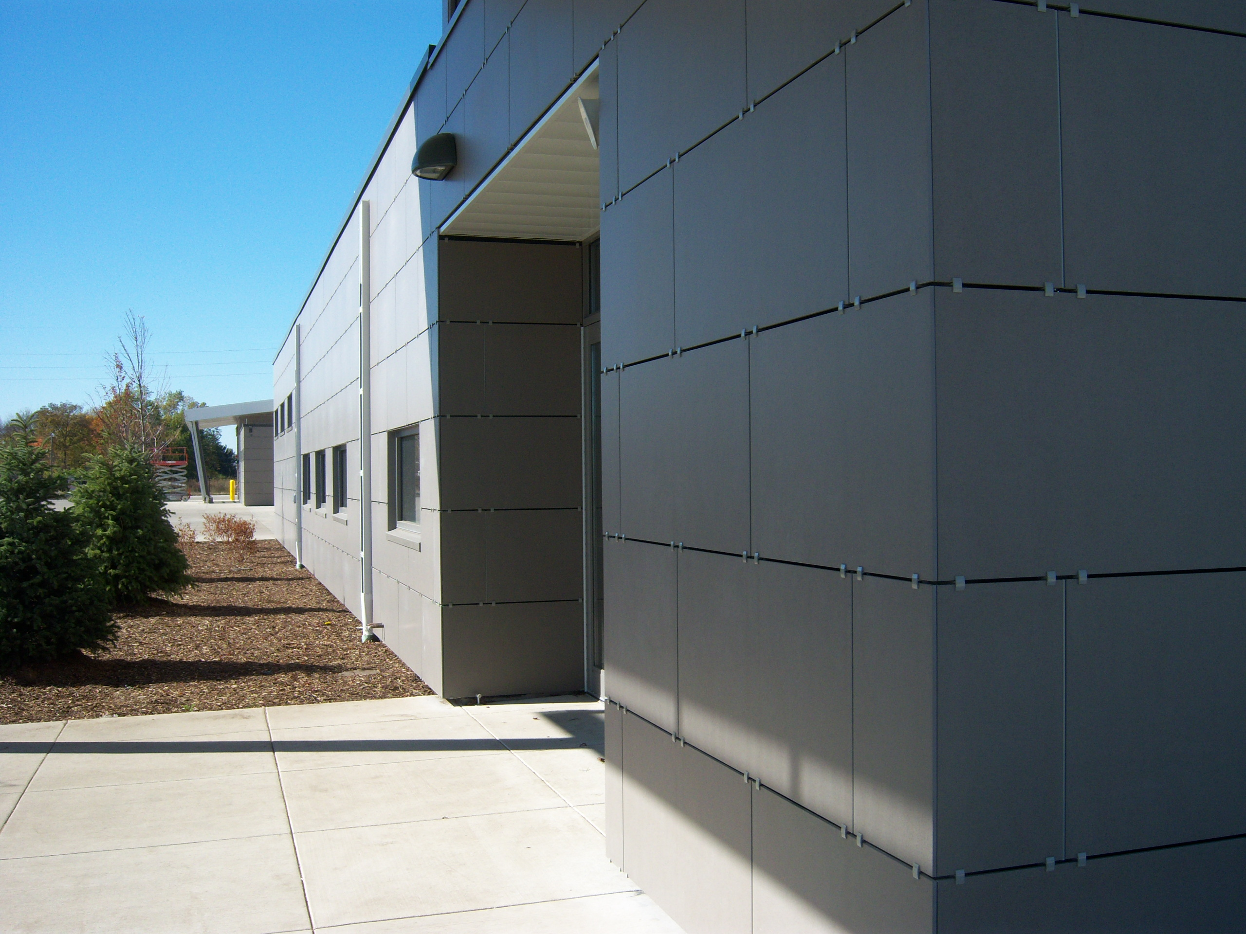 Cladding Corp - Transpo Center - South Bend - Ceramic5