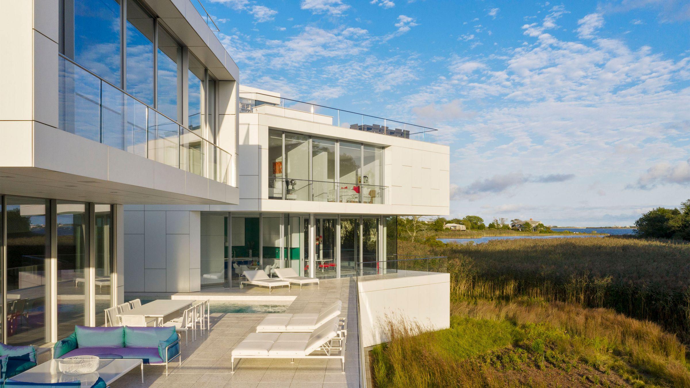 Cladding Corp - Mecox Bay Residence - Swisspearl