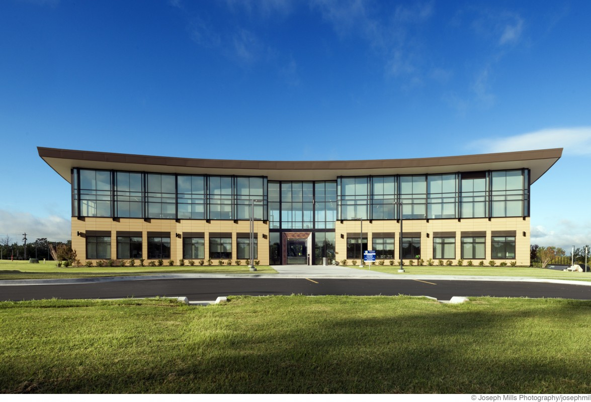 Cladding Corp Osage Nation Visitors Center Terra5