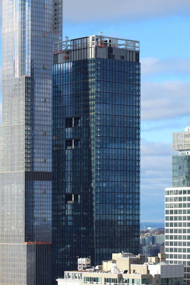 Cladding Corp - 55 Hudson Yards - Swisspearl Fiber Cement Rainscreen
