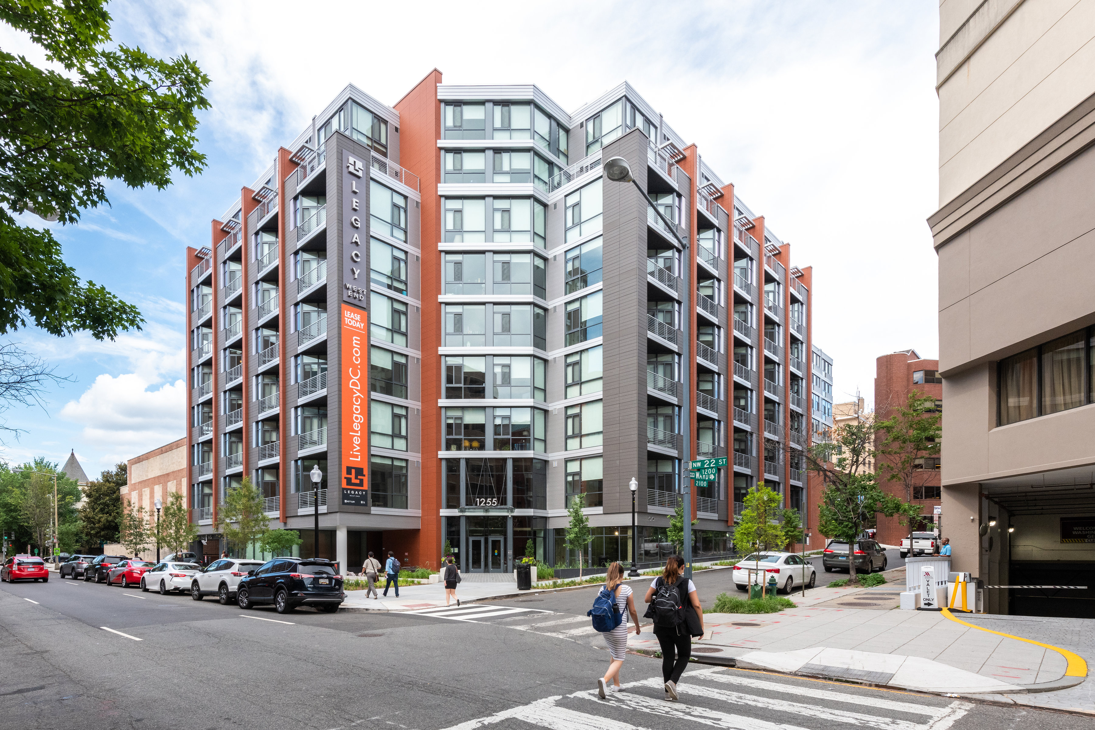 1255 22nd Street NW MTFA Architecture Terra5 Rainscreen TC18