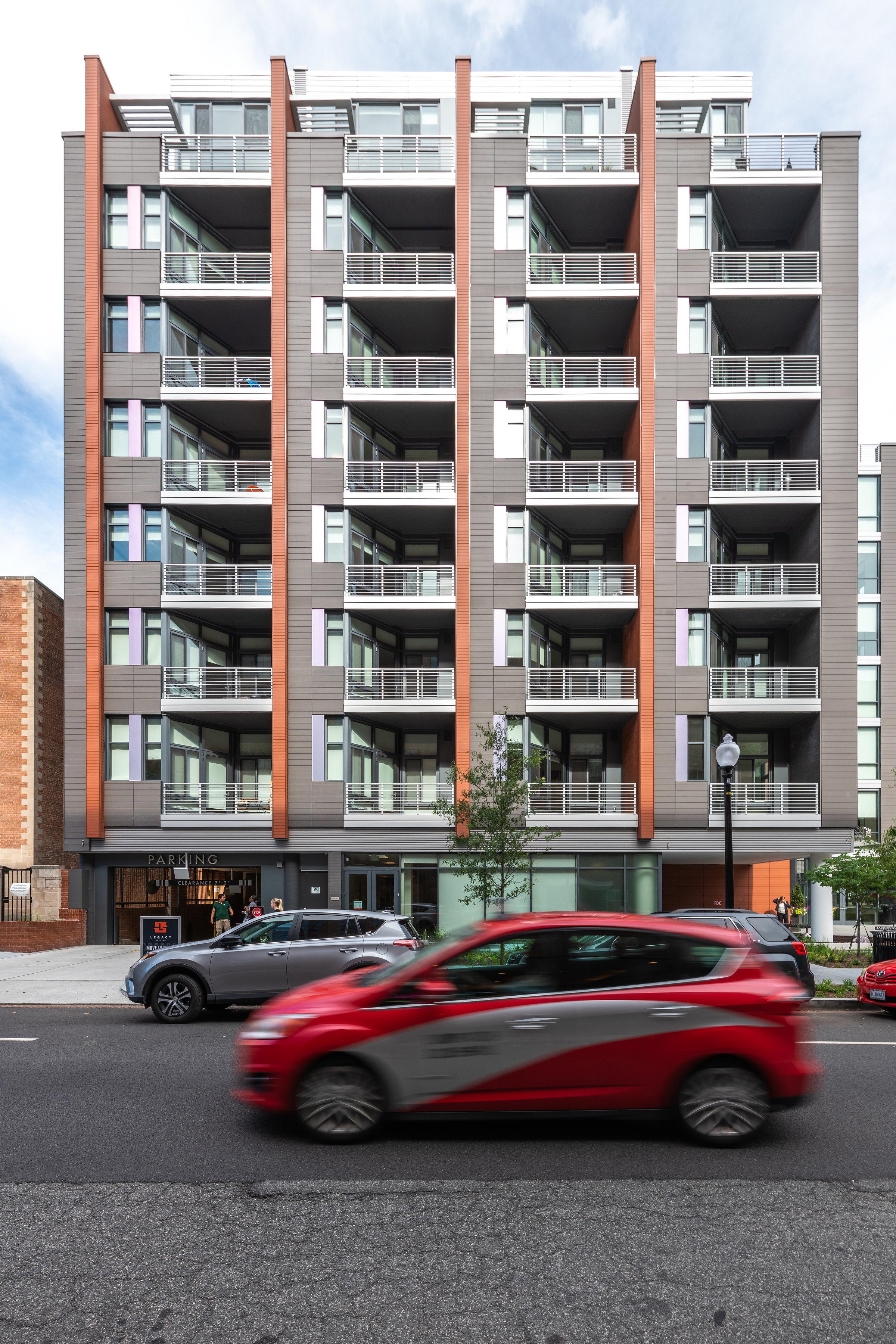1255 22nd Street NW MTFA Architecture Terra5 Rainscreen TC18