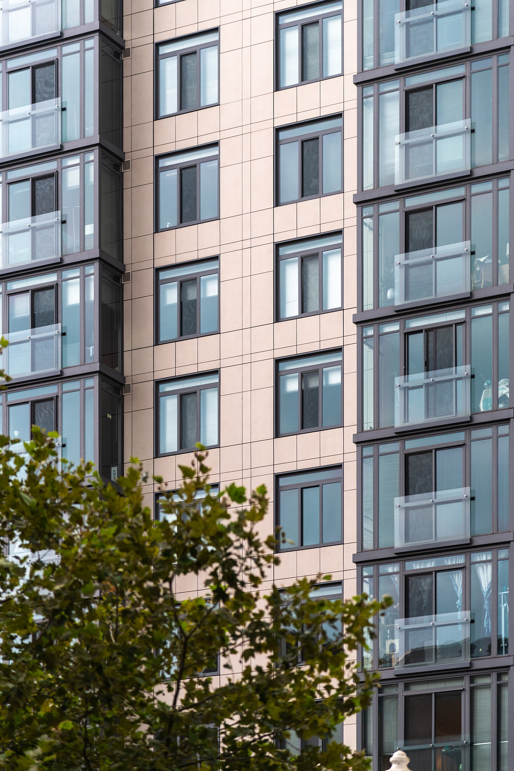 Cladding Corp Ceramic5 Rainscreen 400 K Street NW