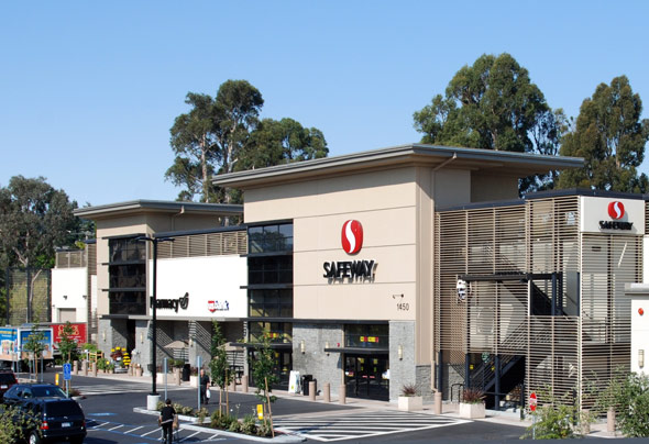 Burlingame Safeway – Burlingame, CA
