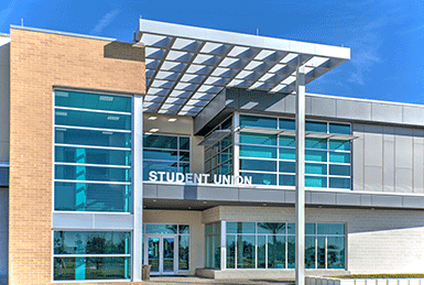 Cladding Corp - Eastern Flordia State College - Swisspearl