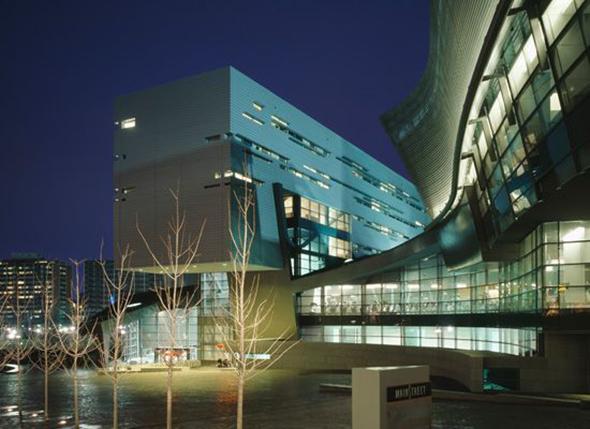 UC – Student Recreation Center – Cincinnati, OH