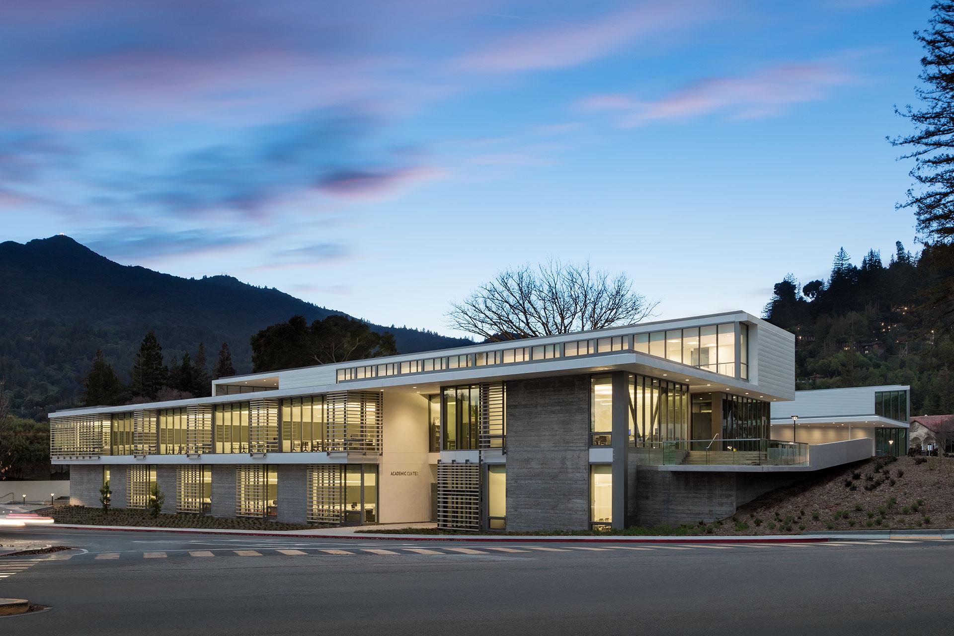 Cladding Corp College of Marin Terra5