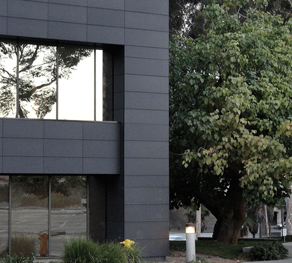 The Crossroads Office Terra5 by Cladding Corp