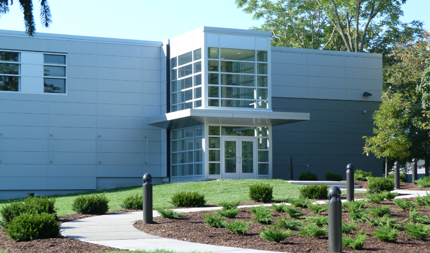 Cladding Corp Swisspearl Daemen College Amherst NY