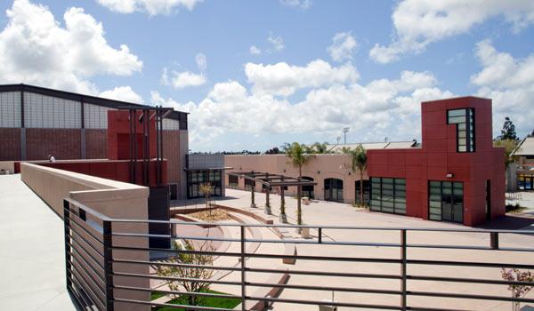 Hourglass Fieldhouse – San Diego, CA