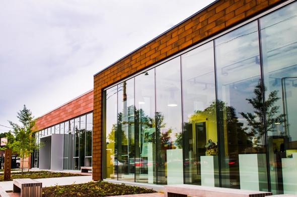 Harvard Ceramics Studio – Cambridge, MA | Cladding Corp