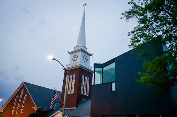 Korean Church of Boston – Cambridge, MA