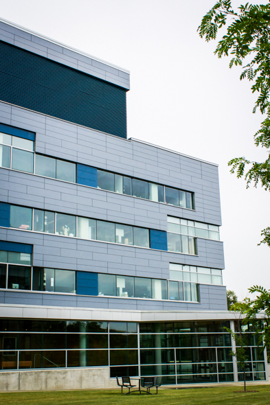 Brandeis Science Center – Waltham, MA with Cladding Corp