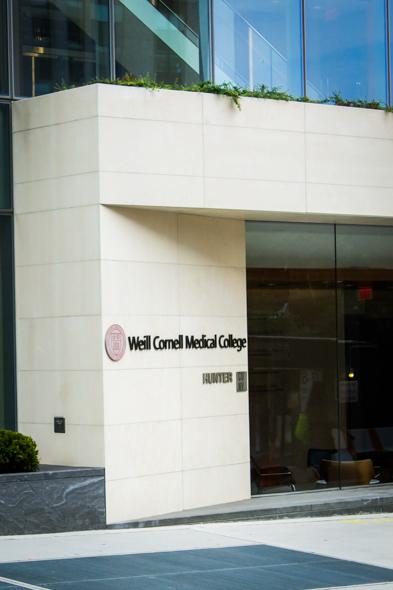 Weill Cornell Medical – New York, NY