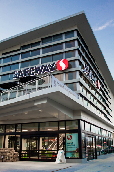 Safeway King Street Alexandria Va Cladding Corp