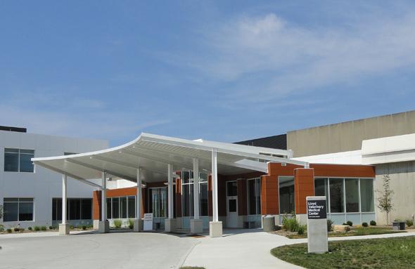 ISU Veterinary Medical Center – Ames, IA