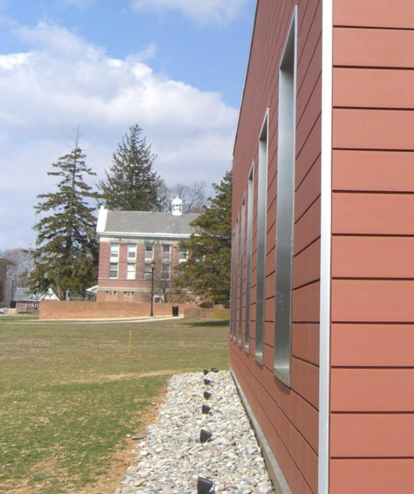 Ware Fine Arts Center – Lincoln University, PA