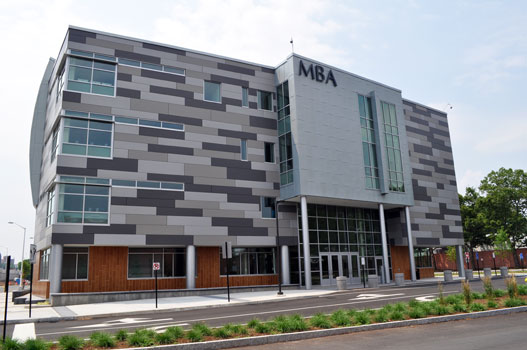Metropolitan Business Academy – New Haven, CT