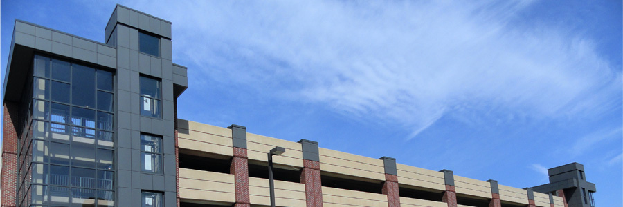 Purdue University Garage – West Lafayette, IN