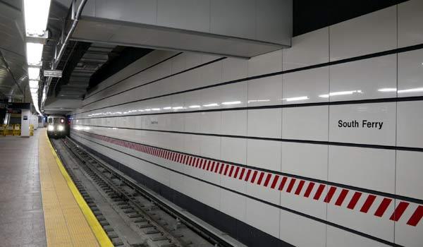 NY Transit Whitehall Station – New York, NY