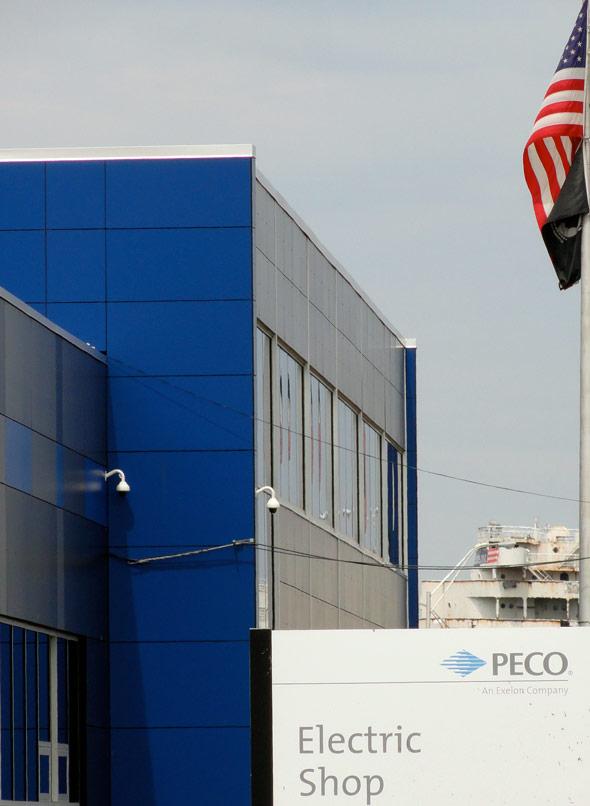 PECO Maintenance Shop – Philadelphia, PA