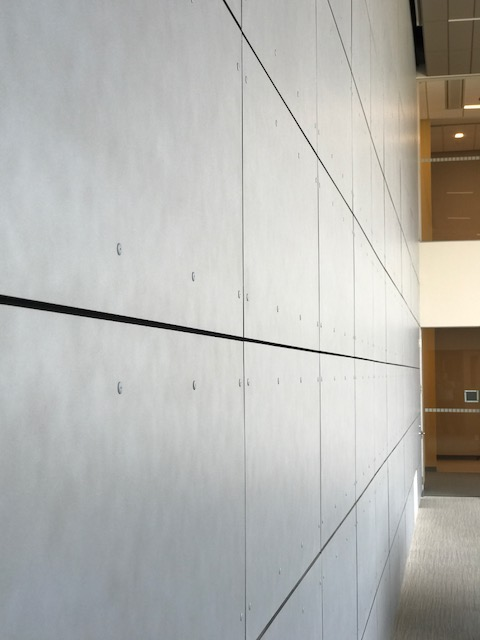 Cladding Corp - Gaige Hall RIC  - Swisspearl