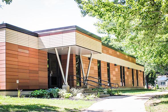 SUNY Fredonia – LoGrasso Hall – Fredonia, NY
