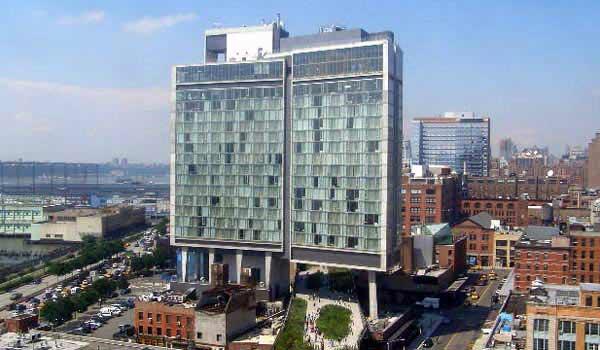 The Standard Hotel New York Ny