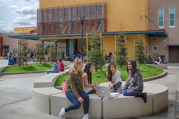 Cupertino High School – Cupertino, CA