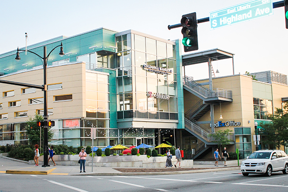 East Side Shopping Center – Pittsburgh, PA