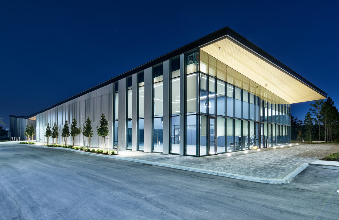 Cladding Corp Swisspearl Human Performance Institute