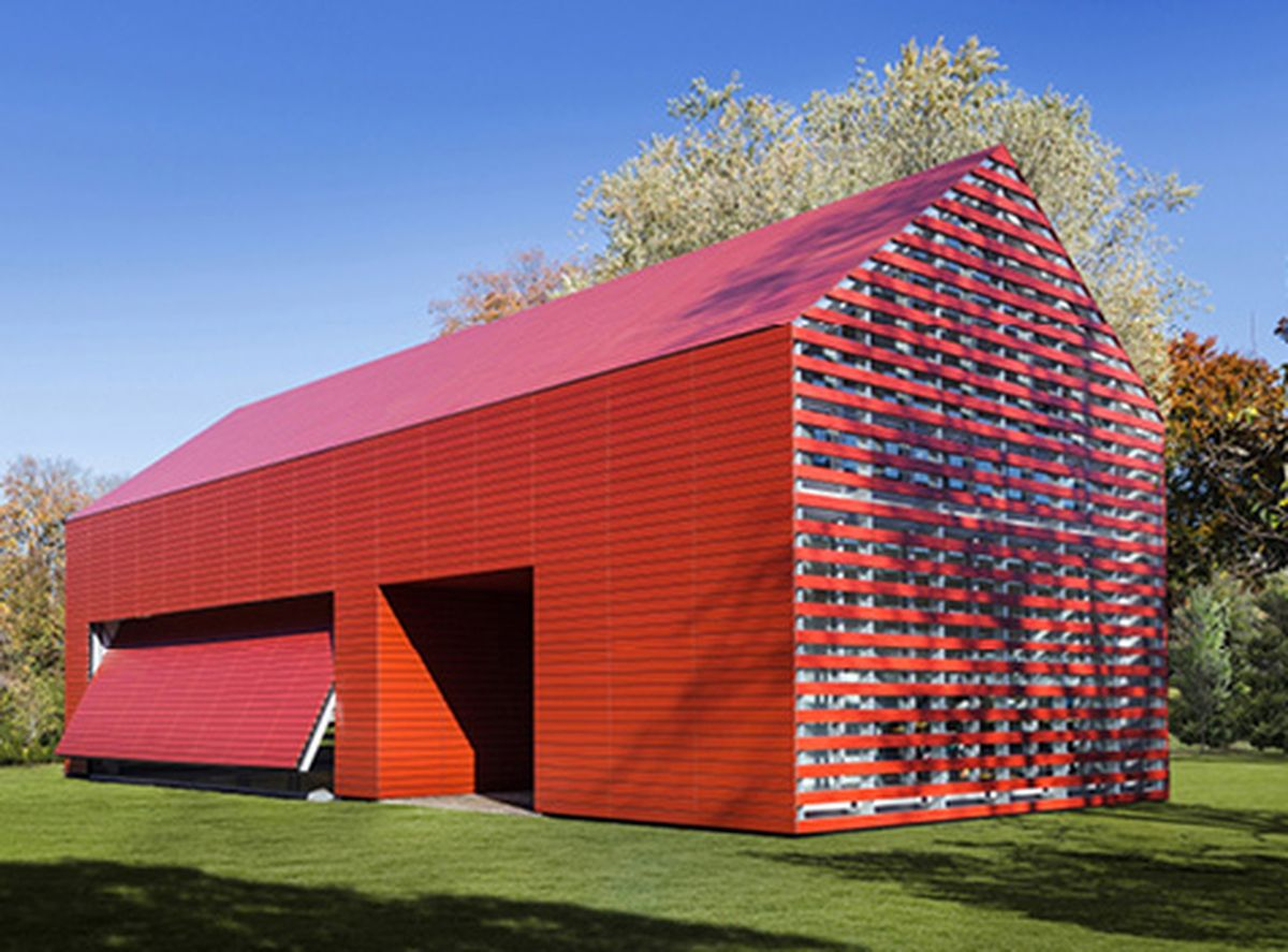 The Red Barn Westport Ct Cladding Corp