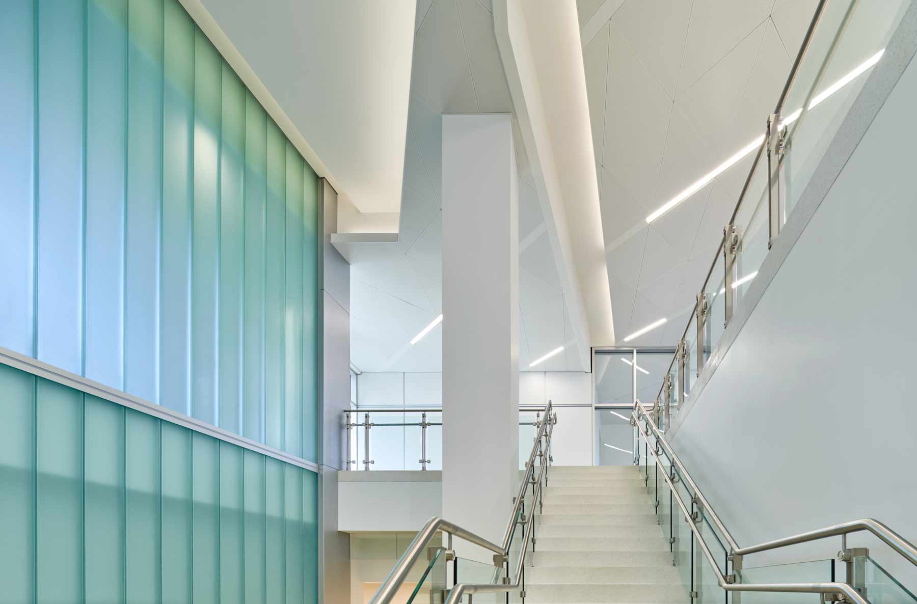 Cladding Corp Rutgers University Chemistry and Biology Laboratory Terra5 Swisspearl