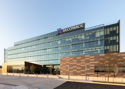 Cladding Corp Terra5 McCormick Spices Headquarters
