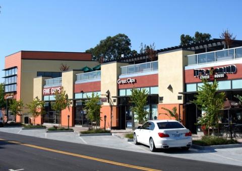 Burlingame Safeway – Burlingame, CA