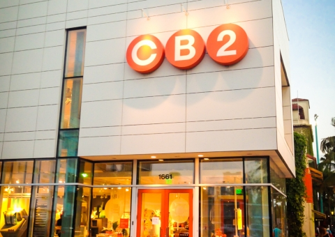 CB2 – Miami Beach, FL using Swisspearl® fiber cement panels