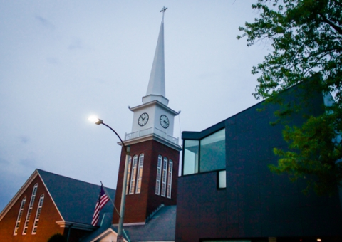 Korean Church of Boston – Cambridge, MA