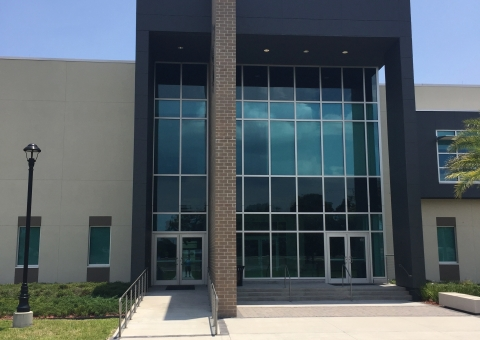 Cladding Corp Swisspearl Rainscreen EFSC Health Science Cocoa FL