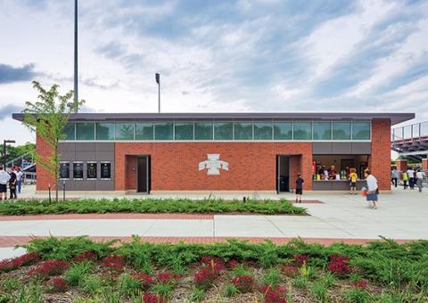 ISU Cyclone Sports Complex – Ames, IA