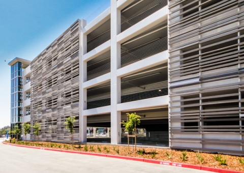 Juniper Networks Parking Garage – Sunnyvale, CA