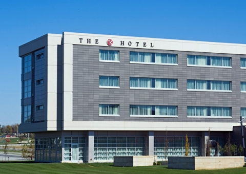 The Hotel at Kirkwood Center – Cedar Rapids, IA