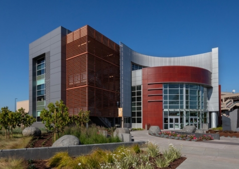 Cladding Corp Terra5 Terracotta Rainscreen & ECO Subframing Cladding System