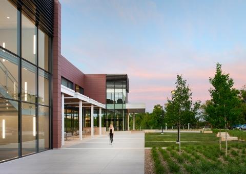 Cladding Corp - Regional Medical Center - Terra5