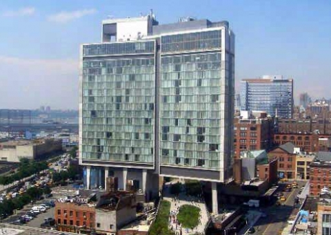 The Standard Hotel – New York, NY