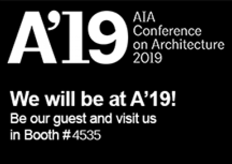 Join us for AIA 2019 in Las Vegas! Booth 4535!