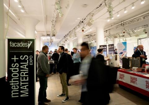 2019 Facades+ Expo Cladding Corp SwissPearl