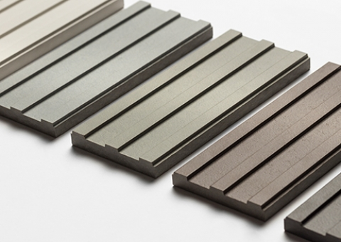Swisspearl GRAVIAL Grooved Fiber Cement Cladding