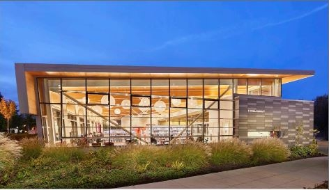 Tukwila Library 2018 Sustainability Award Finalist