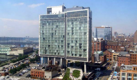 The Standard Hotel NY Profiled in Architectural Record